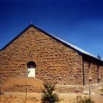 Old Mission Church Sutherland
